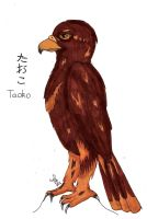 Taoko by brat-the-twitchy-one