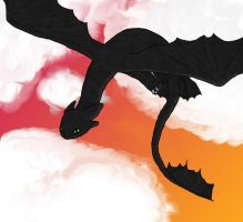 Toothless by Skioldr