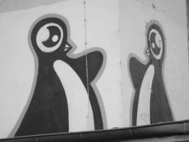 -Penguins- by bexa-rose12