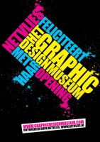 Graphic design Museum by Tjeerd