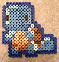 Pixel Squirtle by Elly-Monshtawr