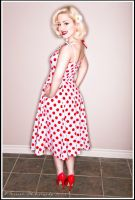 Red Polka Dot by gmesh