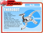 No.56 Therobot by Sakuyamon