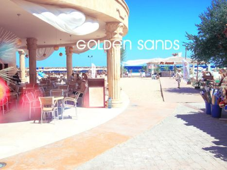 The Golden Sands by Bianca19
