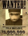 WANTED fish malone by vash17