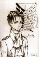 Rivaille ver. 5 by Kryhelis
