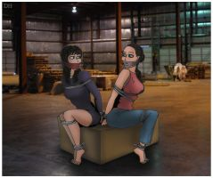 ...meanwhile at the warehouse by hashner