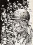 Joe Kubert by scariello