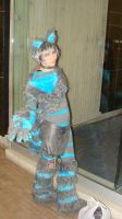 Cheshire Cat Youmacon 2010 by Chaosgamer137