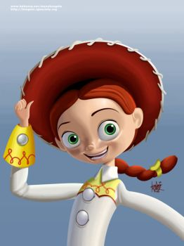 J is for Jessie by manukongolo