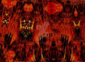 Army of Hell by RakloRay