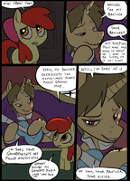 MLP Project - Blood is Thicker... 33 by Metal-Kitty