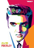 Elvis by junxlittledevil