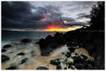 Makena Sunset by Raymaker