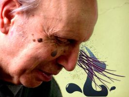 CALVINO: Pain Contained Within by onelover