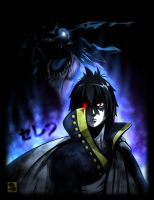 The Black Mage, Zeref by Primogenitor34