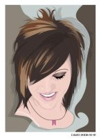 Cheveux 3 couleurs by cawo
