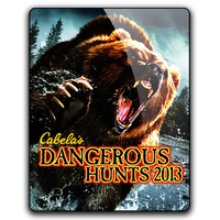 Cabela's Dangerous Hunts 2013 Icon by dylonji