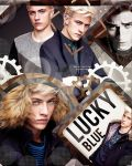+Falling for you - Lucky Blue by MoveLikeBiebs