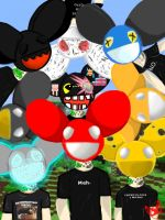 Mau5 Frenzy by Averyclampur