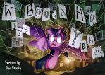Com - Wise Beyond Her Years Cover by PenStrokePony