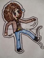 Ray paperchild by Murderous-Coffeebean