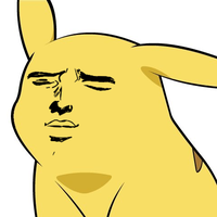Pikachus Special Face xD by Epitaph-Of-Silence