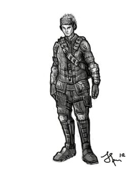 Character redesign by JunTan