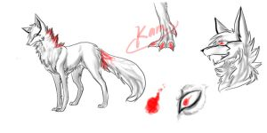 whit-kamy by Kami-Unreal