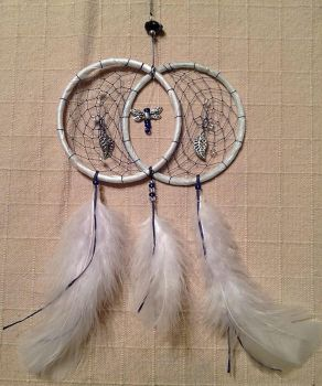 13 - Thirteen - Dreamcatcher Dragonfly Fancy by midangel13