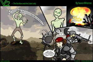VR Comic Fallout - Companions by BossVW