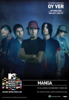MTV ema 09 Turkey Manga II by mehmeturgut