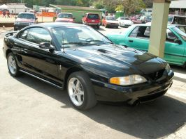 96' Ford Mustang Cobra SVT by Mister-Lou