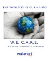 WE CARE by audacity341