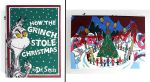 How the Grinch Stole Christmas hideaway book box by RFabiano