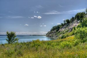 Scarborough Bluffs by br1nd
