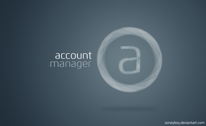 Account Maganger by soneyboy
