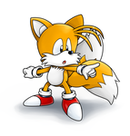 Just Tails by Nintendrawer