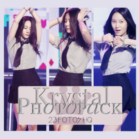Photopack Krystal-f(x) 008 by DiamondPhotopacks
