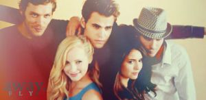 The Vampire Diaries Comic Con by McOlussska