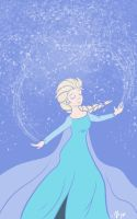 Go Fund Me Commission: Elsa by starlightv