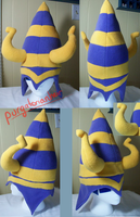 Purple Caster Minion Hat by PurgatorianHeir