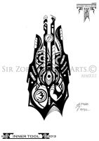 Tatoo Designe Inner Tool by SirZ3