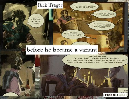 Rick Trager Before He Was a Variant by Cindy-S1897