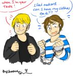 Cody And Dean Dress Up by Shinkumancer