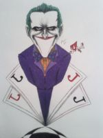 The Joker by iFreezy