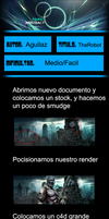 The Robot tuto    part1 by aguilaz