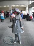 Espurr Cosplay by wolfforce58