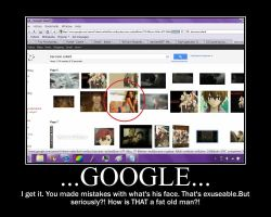 Google, this is just. Fail by Infinity1028