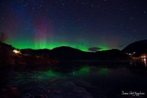 Aurora Borealis - Nothern lights 2013 by PhotoForever88